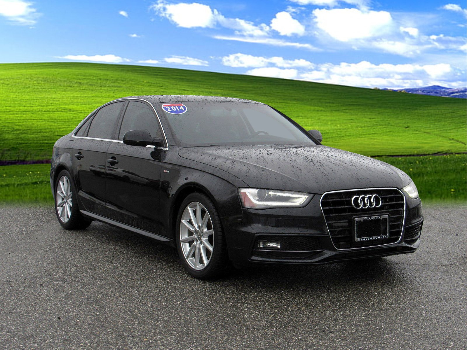 Pre-Owned 2014 Audi A4 Premium Plus