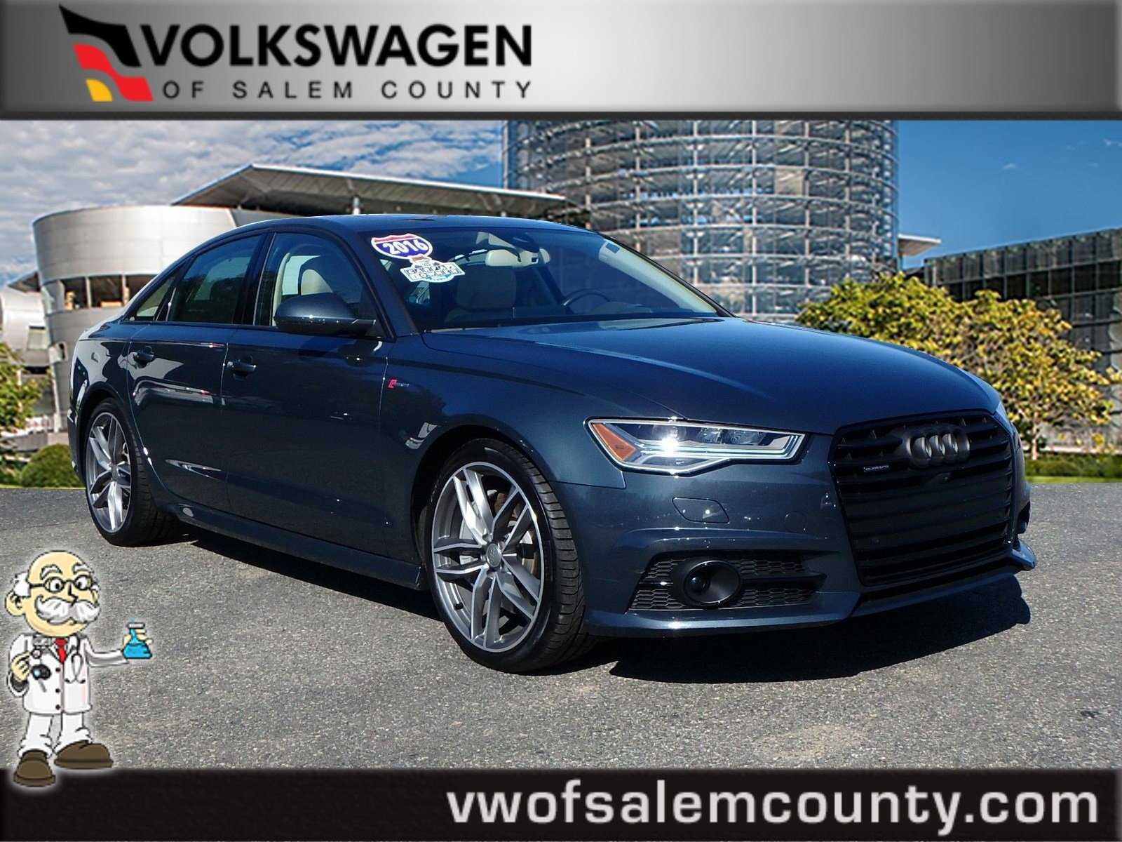 Pre Owned 2016 Audi A6 3 0t Prestige 4dr Car In Monroeville P088608