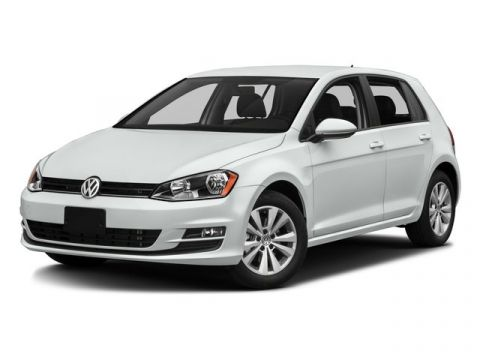 Certified Pre-Owned 2016 Volkswagen Golf TSI S
